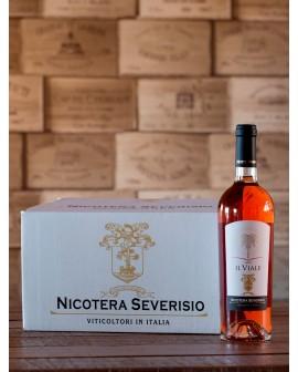 Il Viale Vino Rosé Indicazione Geografica Tipica Calabria - Varietà: Magliocco