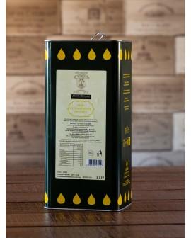 Olio Extravergine di Oliva 100% cultivar Carolea