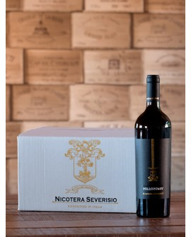 Sottosopra Vino Rosso, Lamezia Rosso Doc Riserva, Varietà: Magliocco - Greco Nero - Nerello